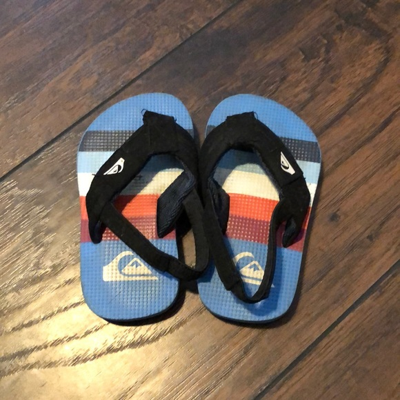 Baby Boys Quicksilver Flip Flops | Poshmark